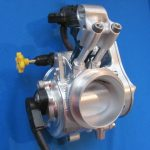 Kawasaki R&D Genius Throttle Body