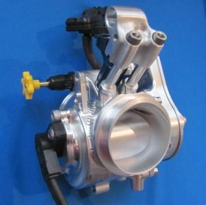Kawasaki R&D Genius Throttle Body