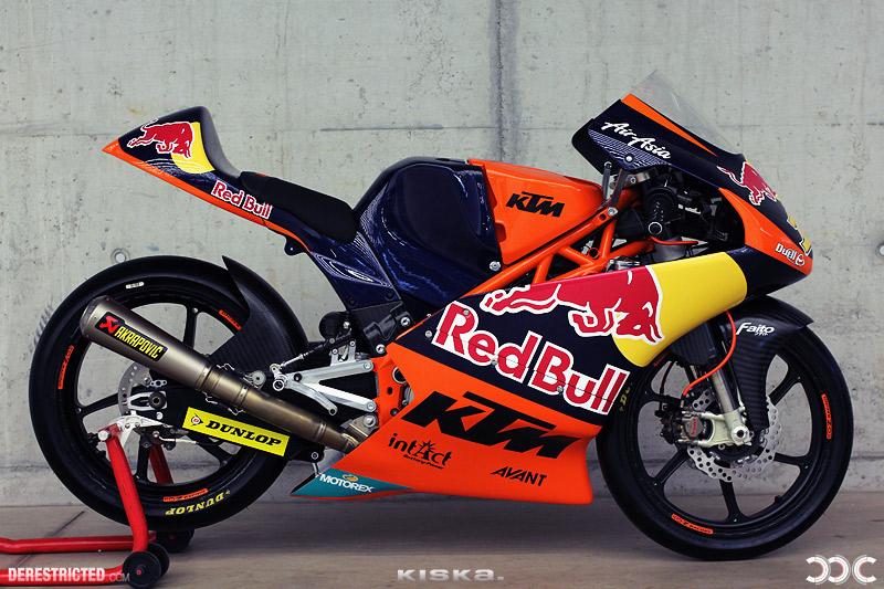 KTM Moto SPY